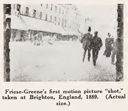 FG film frame from Moving Picture World March 26 1927