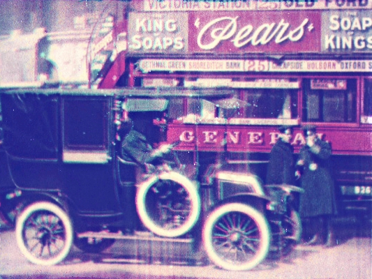 Friese-Greene Biocolour test c 1911- Kodak Collection at National Science and Media Museum Bradford