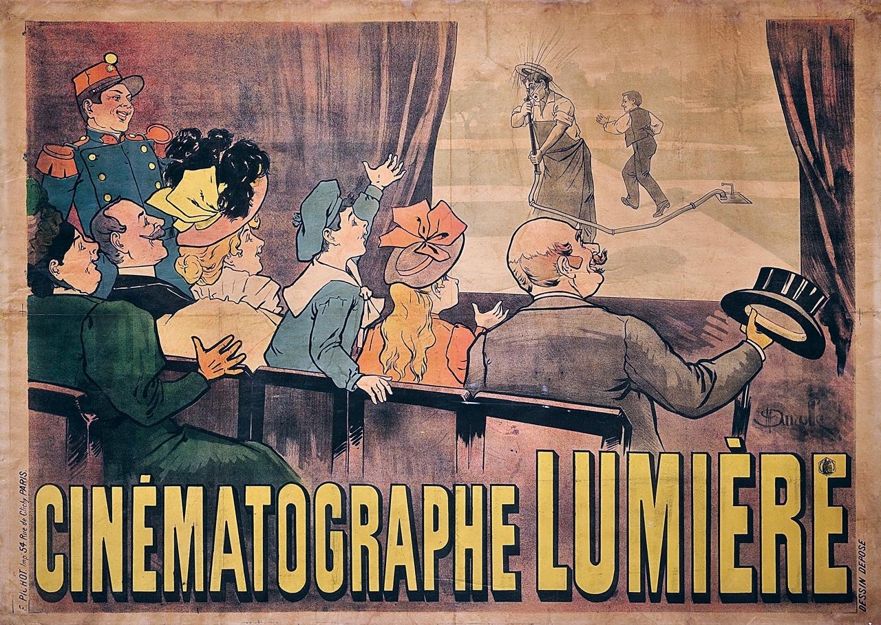 Poster_Cinematographe_Lumiere