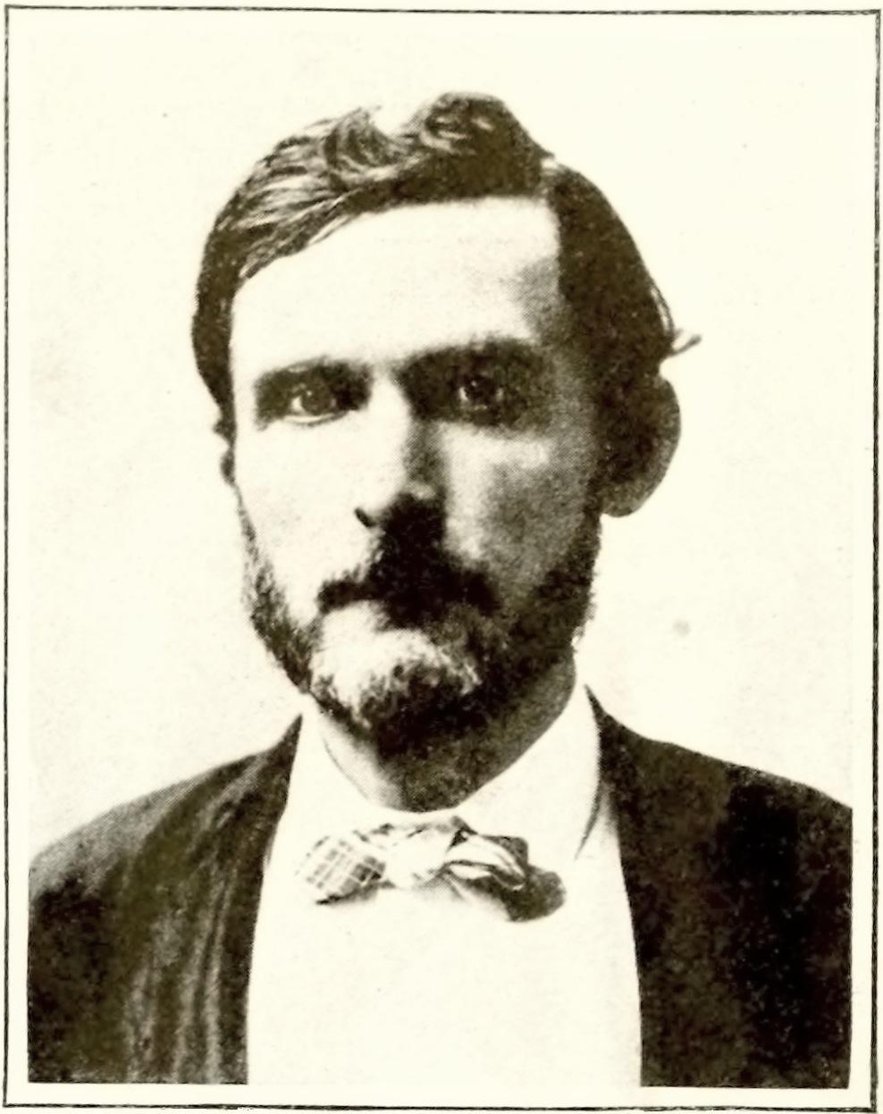 Woodville Latham portrait